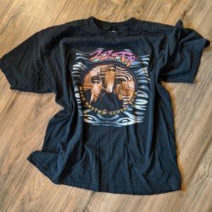 Vintage 1997 ZZ Top Global Tour T-shirt